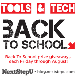 Back to School – Tech and Tools