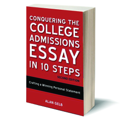 Conquering the Admissions Essay in 10 Steps